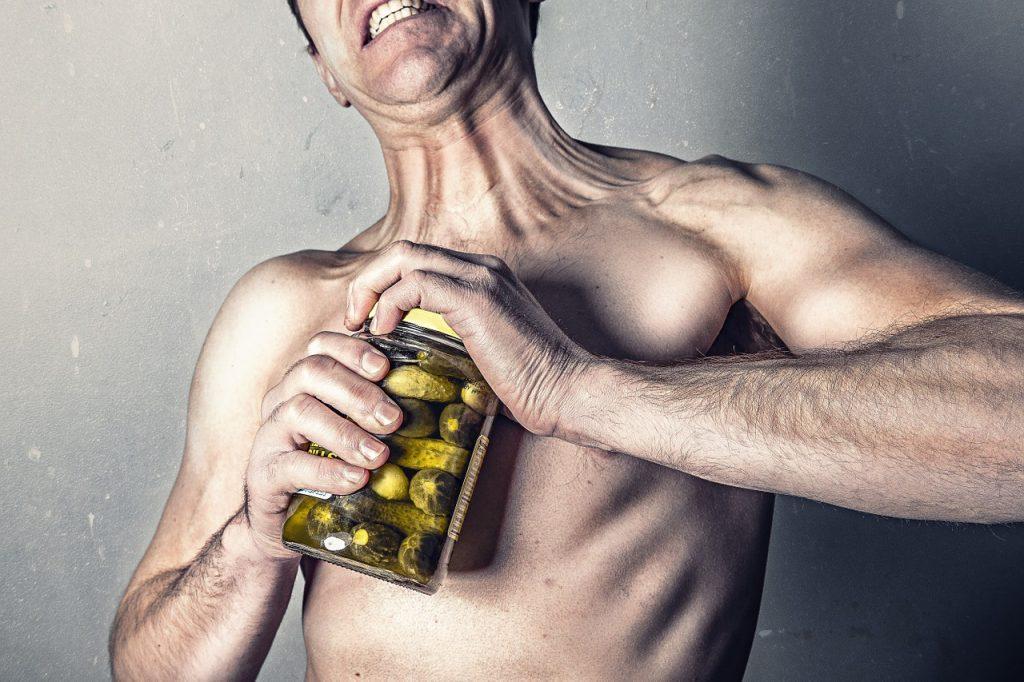 Правильное питание - залог мужского здоровья